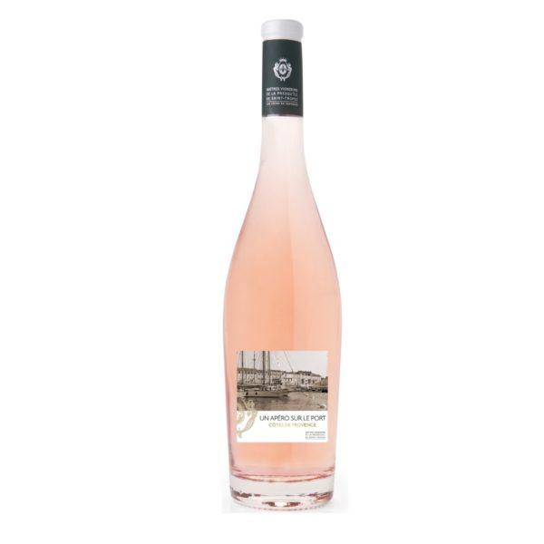 Un_Apero_Sur rosado vino provence
