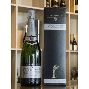 Champagne JM Gobillard et Fils Brut Blancs de Blancs