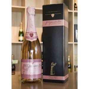 Champagne JM Gobillard et Fils Brut tradition rose