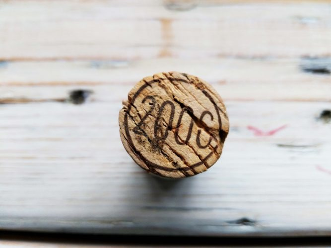 corcho vino