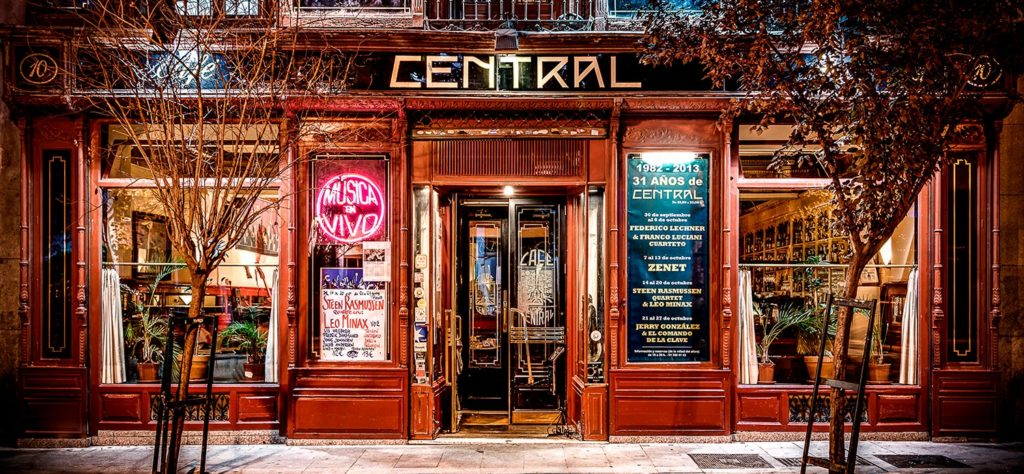cafe central madrid